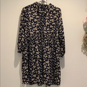 Floral Dress from Korea Women